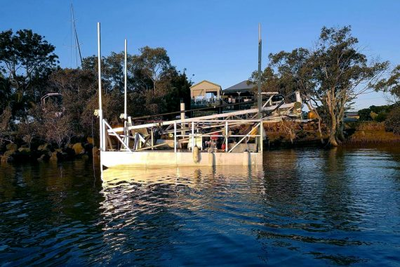 Your Questions About Piled Pontoons, Answered!