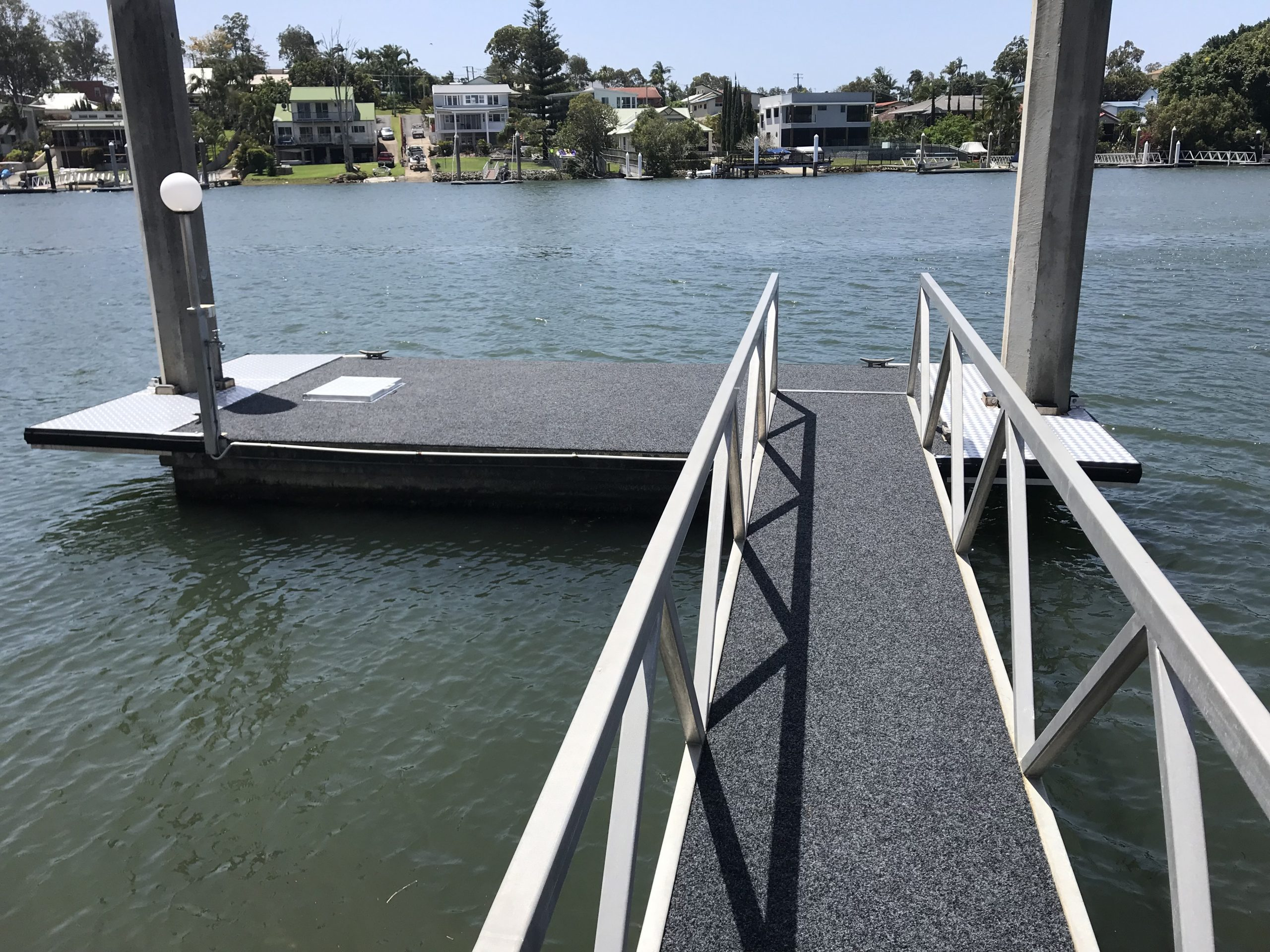 Piled Dock Pros and Cons