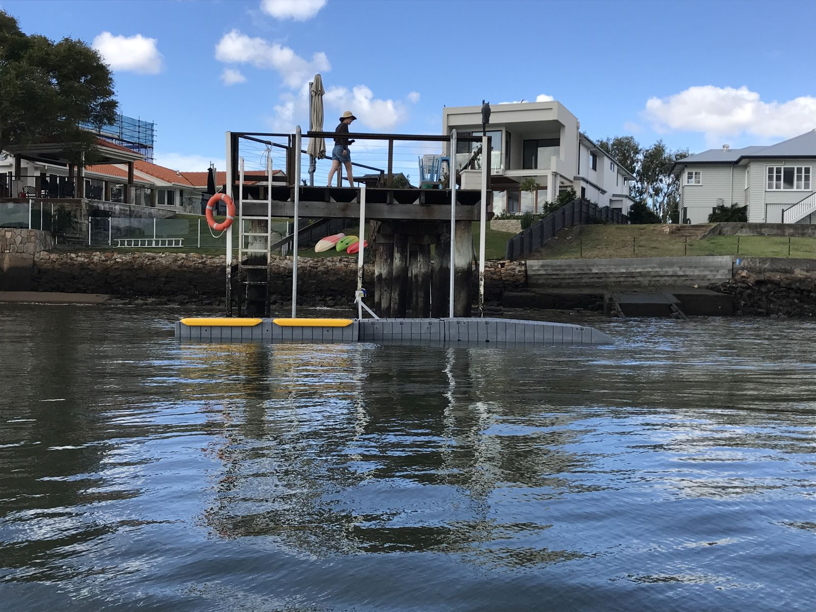 Floating Jetty System Location Considerations