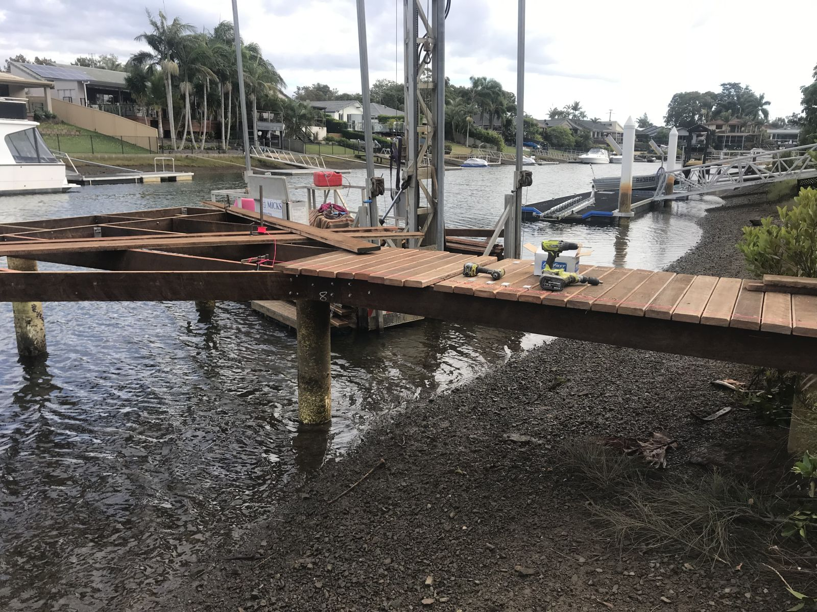 4 Valid Reasons to Maintain a Jetty