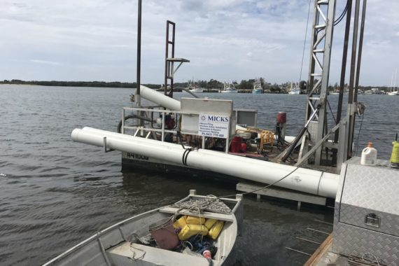 4 Things to Know About Marine Piling